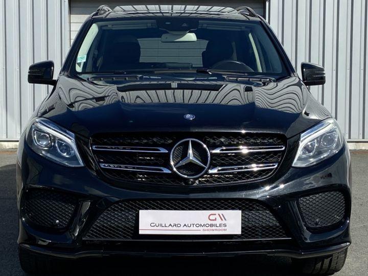 Mercedes GLE 350 D FASCINATION DESIGNO 258ch 4MATIC 9G-TRONIC NOIR - 2