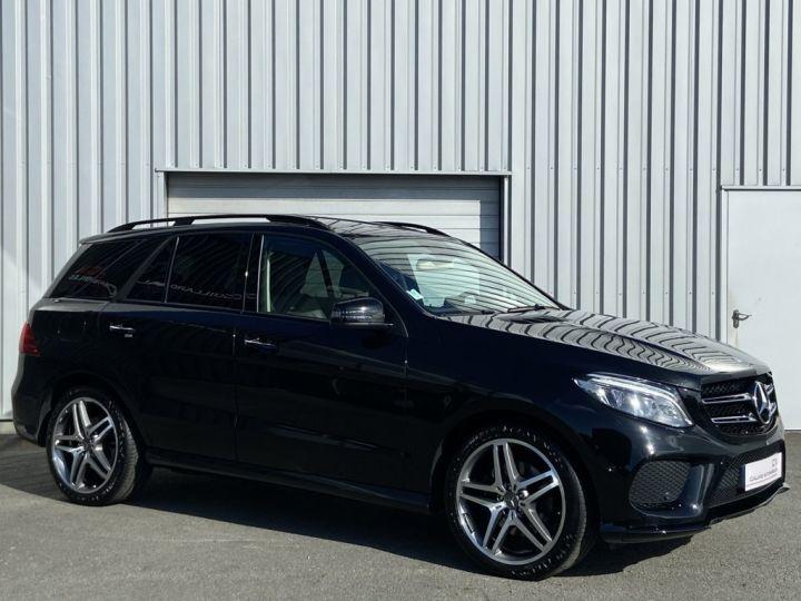 Mercedes GLE 350 D FASCINATION DESIGNO 258ch 4MATIC 9G-TRONIC NOIR - 3