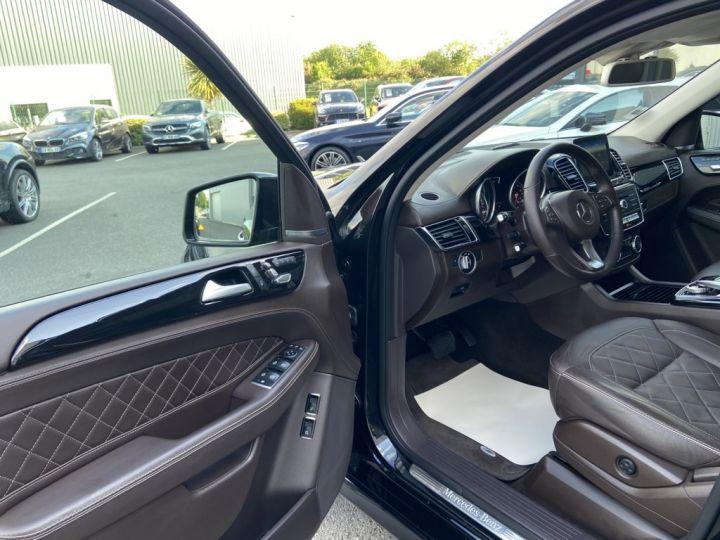 Mercedes GLE 350 D FASCINATION DESIGNO 258ch 4MATIC 9G-TRONIC NOIR - 6
