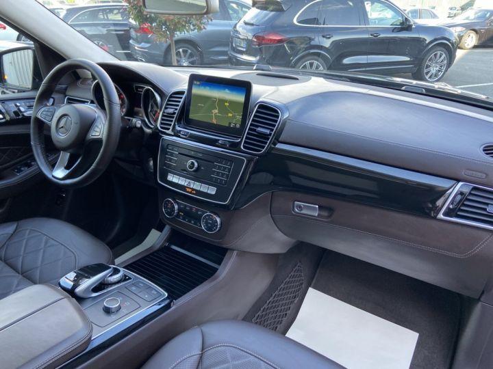 Mercedes GLE 350 D FASCINATION DESIGNO 258ch 4MATIC 9G-TRONIC NOIR - 9