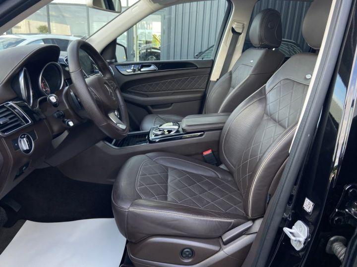 Mercedes GLE 350 D FASCINATION DESIGNO 258ch 4MATIC 9G-TRONIC NOIR - 10
