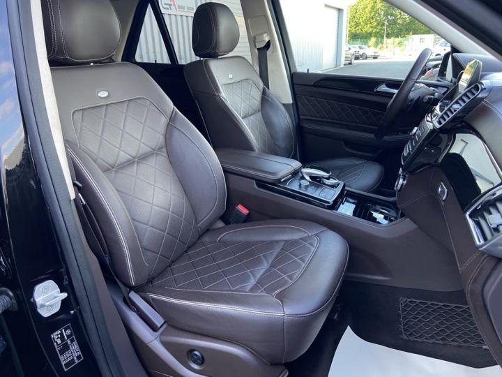 Mercedes GLE 350 D FASCINATION DESIGNO 258ch 4MATIC 9G-TRONIC NOIR - 12