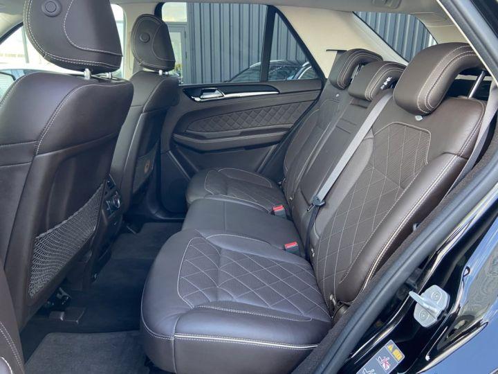 Mercedes GLE 350 D FASCINATION DESIGNO 258ch 4MATIC 9G-TRONIC NOIR - 13