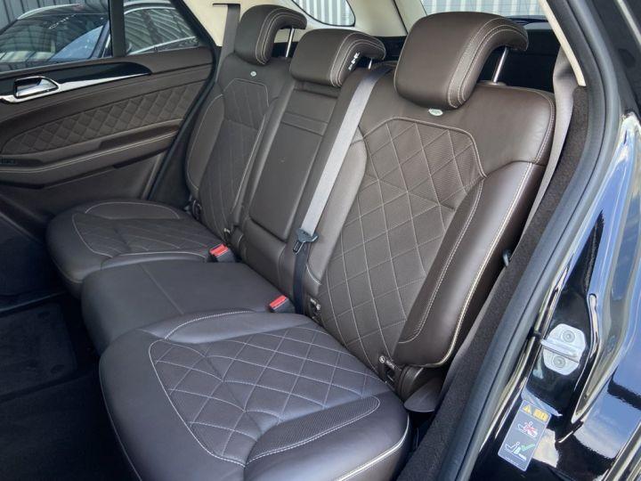 Mercedes GLE 350 D FASCINATION DESIGNO 258ch 4MATIC 9G-TRONIC NOIR - 14
