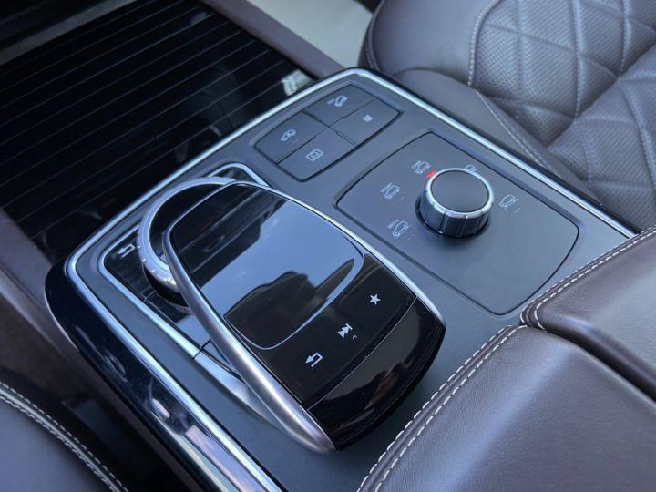 Mercedes GLE 350 D FASCINATION DESIGNO 258ch 4MATIC 9G-TRONIC NOIR - 15