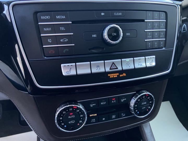 Mercedes GLE 350 D FASCINATION DESIGNO 258ch 4MATIC 9G-TRONIC NOIR - 16