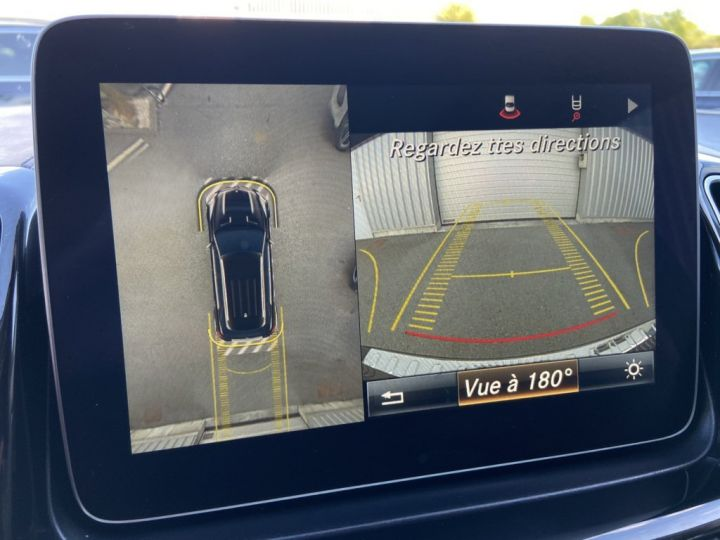 Mercedes GLE 350 D FASCINATION DESIGNO 258ch 4MATIC 9G-TRONIC NOIR - 17