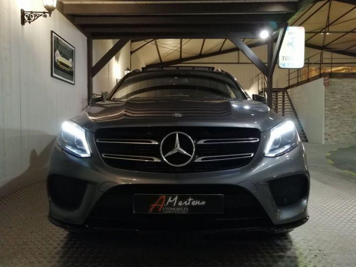 Mercedes GLE 350D 258 CV FASCINATION 4MATIC BVA Gris - 3