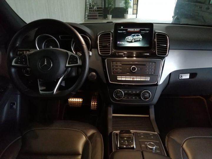 Mercedes GLE 350D 258 CV FASCINATION 4MATIC BVA Gris - 6