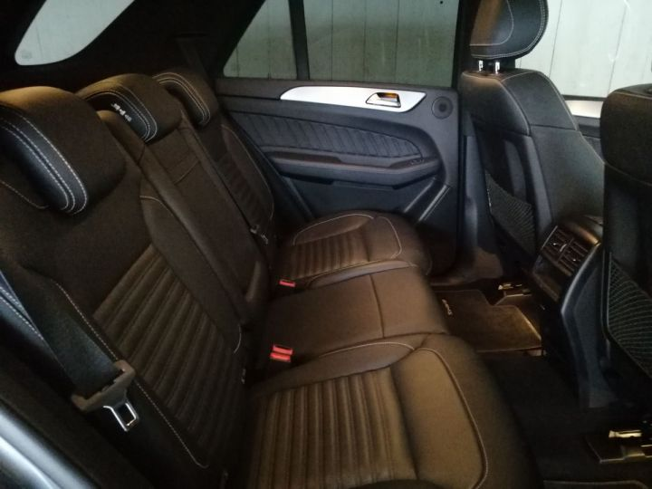 Mercedes GLE 350D 258 CV FASCINATION 4MATIC BVA Gris - 8