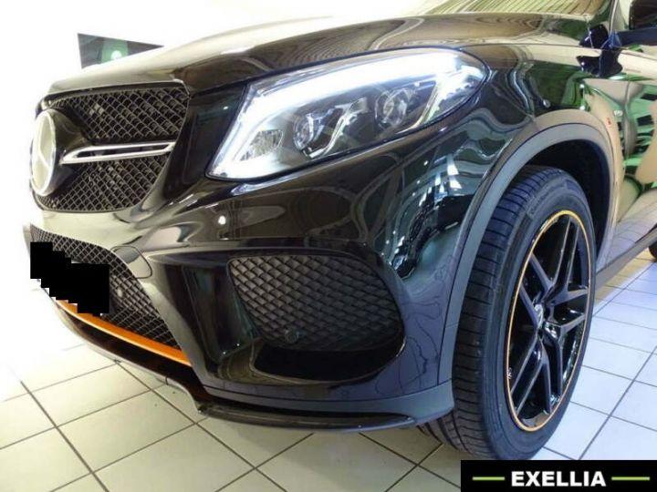 Mercedes GLE 350d Coupé AMG ORANGEART EDITION  NOIRE PEINTURE METALISEE  Occasion - 1