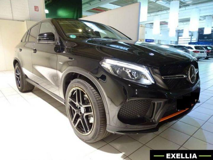 Mercedes GLE 350d Coupé AMG ORANGEART EDITION  NOIRE PEINTURE METALISEE  Occasion - 2