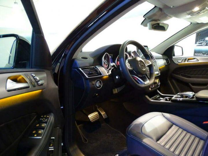 Mercedes GLE 350d Coupé AMG ORANGEART EDITION  NOIRE PEINTURE METALISEE  Occasion - 6