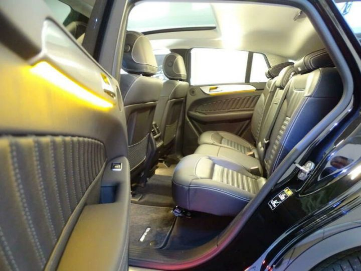 Mercedes GLE 350d Coupé AMG ORANGEART EDITION  NOIRE PEINTURE METALISEE  Occasion - 12