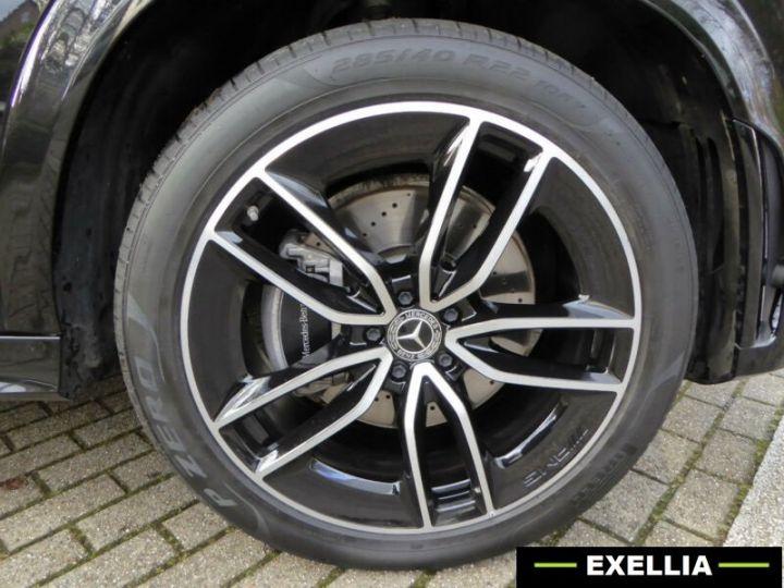 Mercedes GLE 400d 4M AMG noir peinture métallisé  Occasion - 1