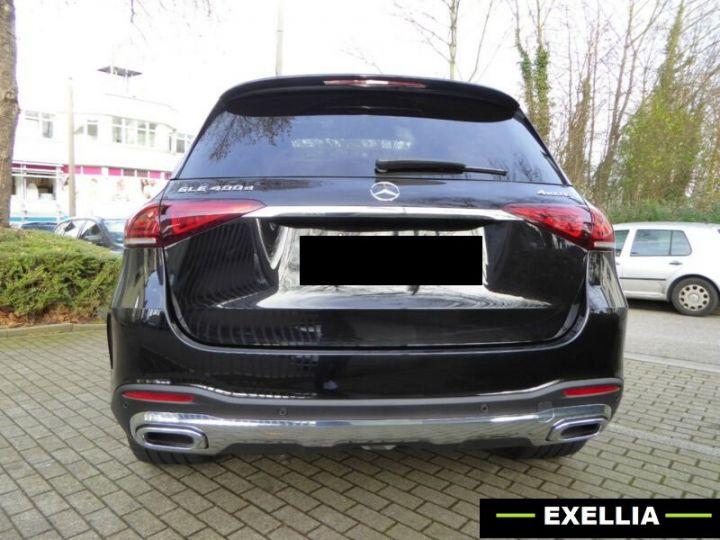 Mercedes GLE 400d 4M AMG noir peinture métallisé  Occasion - 8
