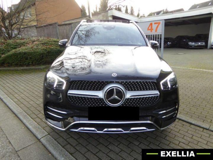 Mercedes GLE 400d 4M AMG noir peinture métallisé  Occasion - 10