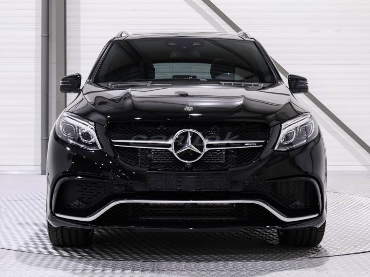 Mercedes GLE 63 S AMG 4MATIC  - 2