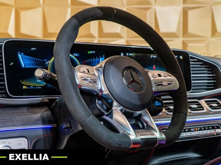 Mercedes GLE 63 S AMG BRABUS 800  BLANC  Occasion - 12