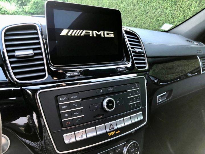 Mercedes GLE 63 S AMG V8 585 CV Noir Occasion - 8