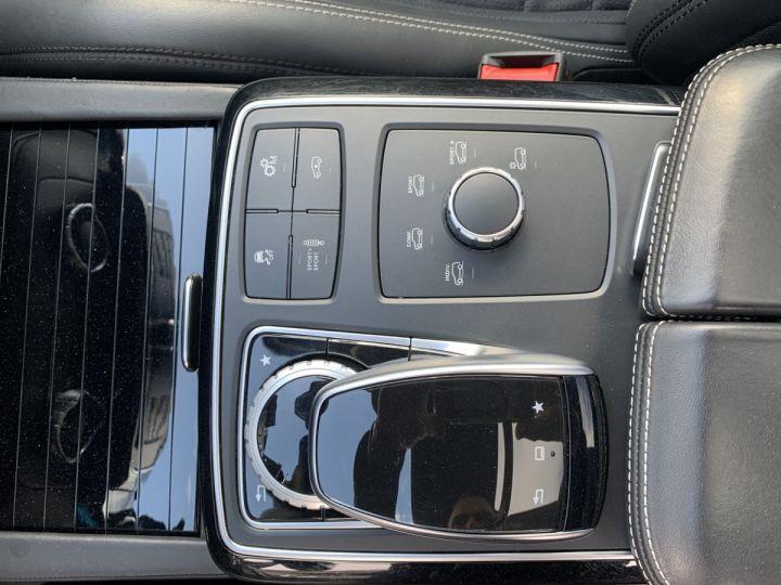 Mercedes GLE 63 S AMG V8 585 CV Noir Occasion - 9