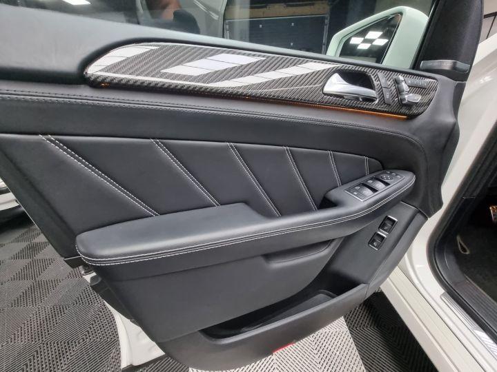 Mercedes GLE 63S AMG 5.5l V8 585ch 4MATIC ATTELAGE ELEC Blanc Nacré - 4