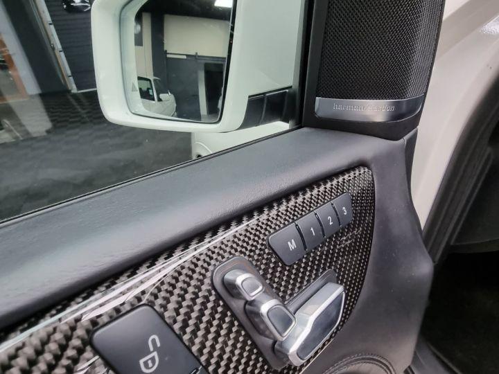 Mercedes GLE 63S AMG 5.5l V8 585ch 4MATIC ATTELAGE ELEC Blanc Nacré - 5