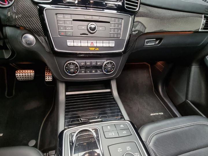 Mercedes GLE 63S AMG 5.5l V8 585ch 4MATIC ATTELAGE ELEC Blanc Nacré - 7