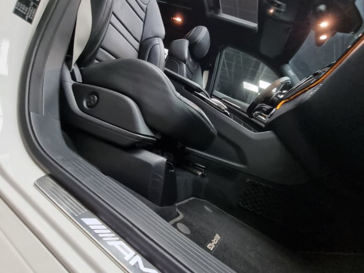 Mercedes GLE 63S AMG 5.5l V8 585ch 4MATIC ATTELAGE ELEC Blanc Nacré - 8