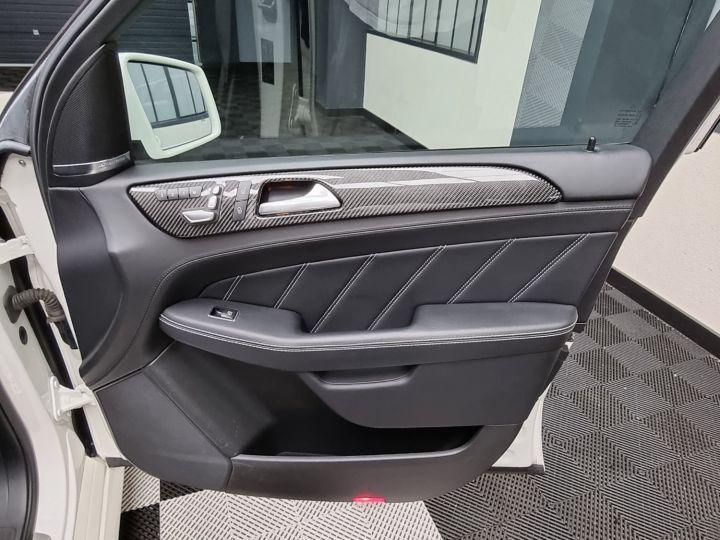 Mercedes GLE 63S AMG 5.5l V8 585ch 4MATIC ATTELAGE ELEC Blanc Nacré - 10