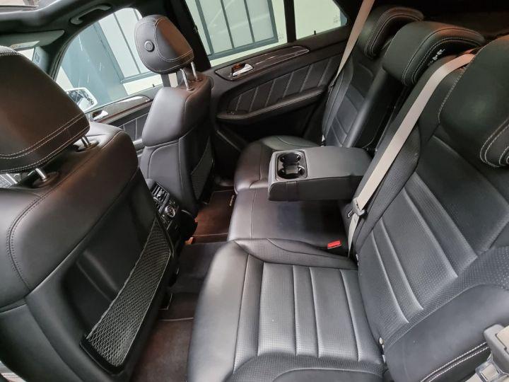 Mercedes GLE 63S AMG 5.5l V8 585ch 4MATIC ATTELAGE ELEC Blanc Nacré - 12