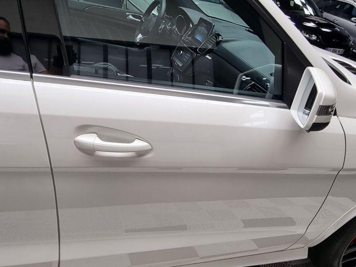 Mercedes GLE 63S AMG 5.5l V8 585ch 4MATIC ATTELAGE ELEC Blanc Nacré - 22