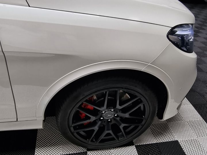 Mercedes GLE 63S AMG 5.5l V8 585ch 4MATIC ATTELAGE ELEC Blanc Nacré - 23