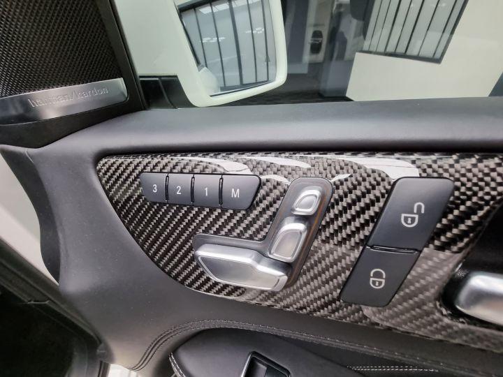 Mercedes GLE 63S AMG 5.5l V8 585ch 4MATIC ATTELAGE ELEC Blanc Nacré - 9