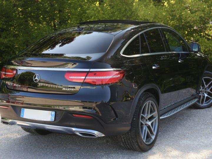 Mercedes GLE CLASSE Coupé 350 d 9G-Tronic 4MATIC Fascination  NOIR - 5