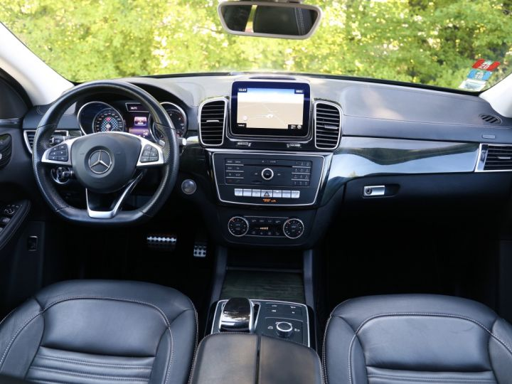 Mercedes GLE CLASSE Coupé 350 d 9G-Tronic 4MATIC Fascination  NOIR - 7