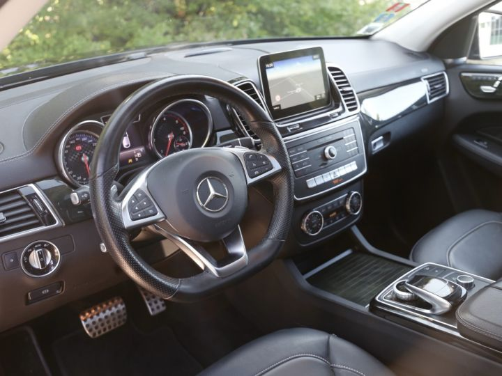 Mercedes GLE CLASSE Coupé 350 d 9G-Tronic 4MATIC Fascination  NOIR - 9