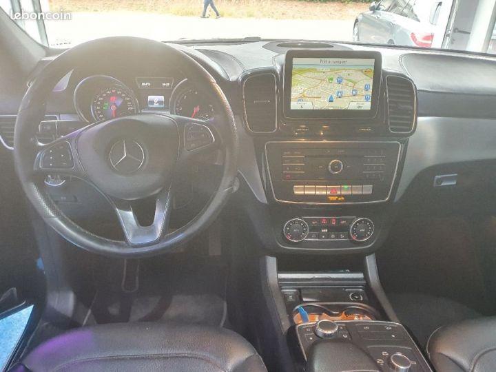 Mercedes GLE Classe coupé 350d Pack AMG Noir - 4
