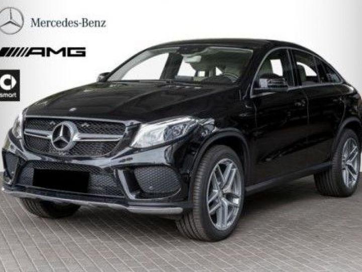 Mercedes GLE Coupé 350 D 258CH 4MATIC 9G-TRONIC NOIR Occasion - 1