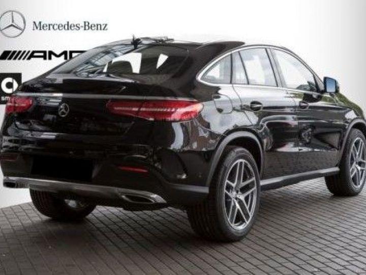 Mercedes GLE Coupé 350 D 258CH 4MATIC 9G-TRONIC NOIR Occasion - 2