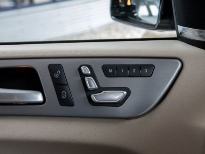 Mercedes GLE Coupé 350 D 258CH 4MATIC 9G-TRONIC NOIR Occasion - 13