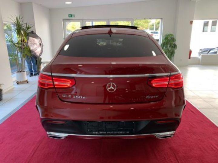 Mercedes GLE Coupé 350 D 258CH 4MATIC 9G-TRONIC ROUGE Occasion - 5