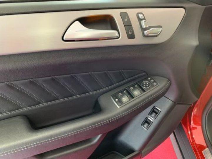 Mercedes GLE Coupé 350 D 258CH 4MATIC 9G-TRONIC ROUGE Occasion - 10