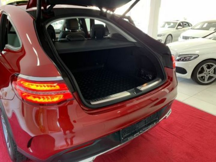 Mercedes GLE Coupé 350 D 258CH 4MATIC 9G-TRONIC ROUGE Occasion - 15