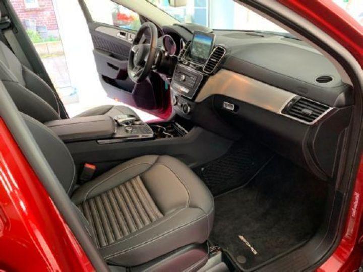 Mercedes GLE Coupé 350 D 258CH 4MATIC 9G-TRONIC ROUGE Occasion - 17