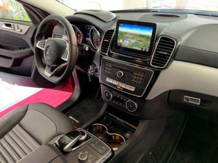 Mercedes GLE Coupé 350 D 258CH 4MATIC 9G-TRONIC ROUGE Occasion - 18