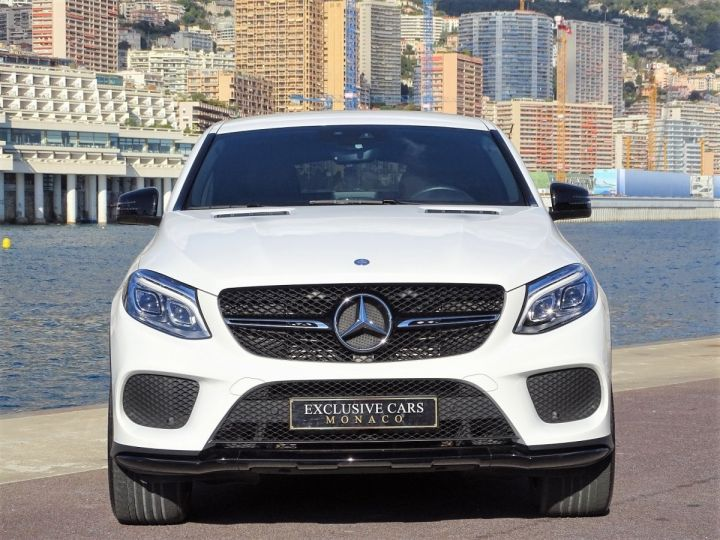 Mercedes GLE Coupé 350 D 4-MATIC SPORTLINE PACK AMG 258 CV - MONACO BLANC POLAIRE - 2