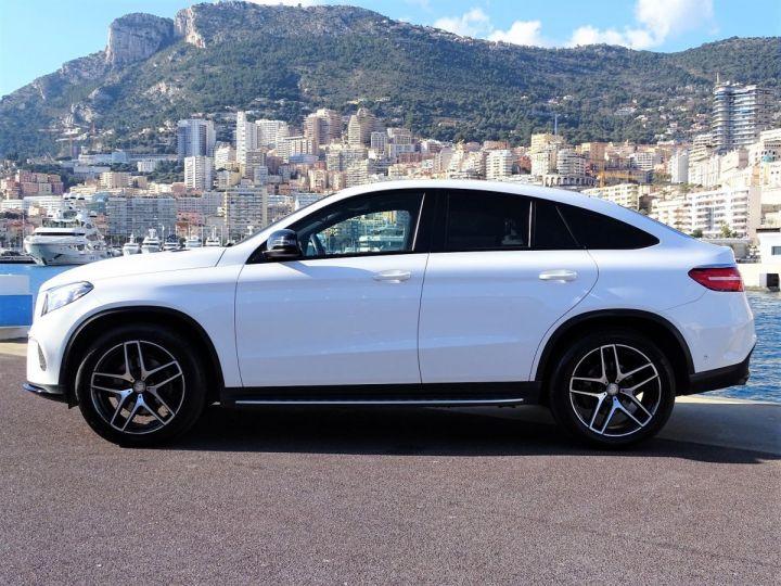 Mercedes GLE Coupé 350 D 4-MATIC SPORTLINE PACK AMG 258 CV - MONACO BLANC POLAIRE - 4