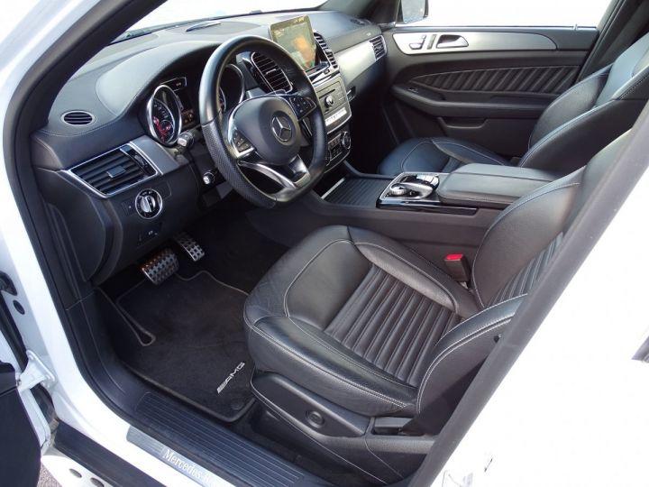 Mercedes GLE Coupé 350 D 4-MATIC SPORTLINE PACK AMG 258 CV - MONACO BLANC POLAIRE - 5
