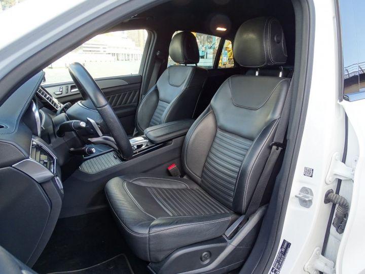 Mercedes GLE Coupé 350 D 4-MATIC SPORTLINE PACK AMG 258 CV - MONACO BLANC POLAIRE - 6